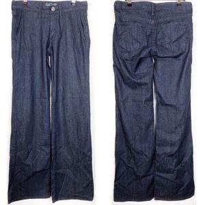 Big Star Sweet Flare wide leg jeans